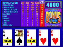 Royal Vegas Video Poker
