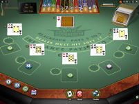 Spin Palace Casino Blackjack